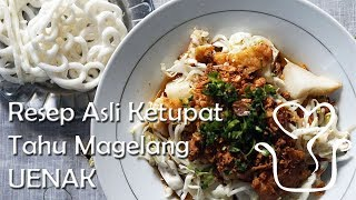 Download Video Resep Kupat Tahu Magelang Asli MP3 3GP MP4