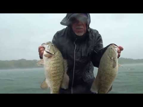 Trophy smallmouth bass fishing in northern michigan under for Michigan out of state fishing license