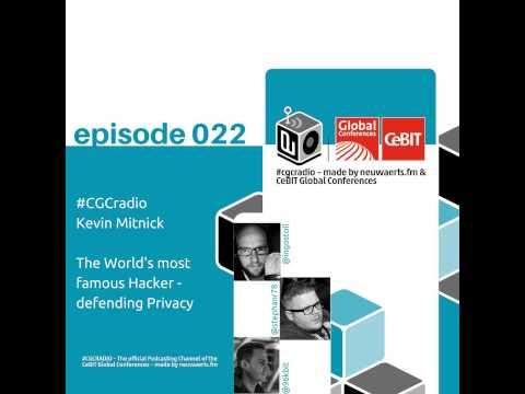 #CGCradio 022 Kevin Mitnick