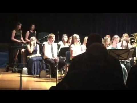 "West Lyon High School Band ""Celtic Ritual"""