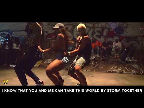 Nino Augustine - Treat You Better (Dance/Lyric VIDEO)