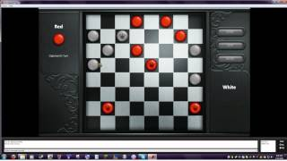 Microsoft Checkers Gameplay/Commentary