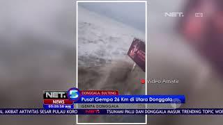 Inilah Pusat Gempa Tektonik Donggala Sulteng-NET5