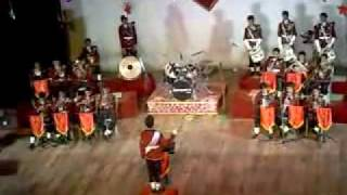 Dharmaraja College Western Band Indoor 2009