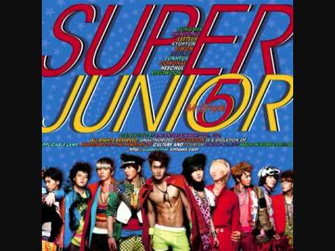 Sunflower (Remix) - Super Junior