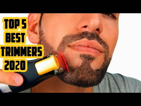 Top 5: Best Beard Trimmers To Buy In 2020 [Stubble To Long Beard]