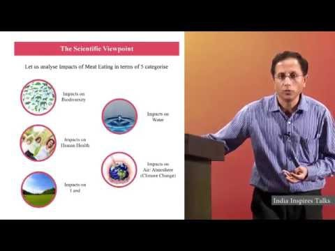 Is Meat Eating a Matter of Personal Choice? A Scientific Analysis - Dr. Kulshrestha - 1/3
