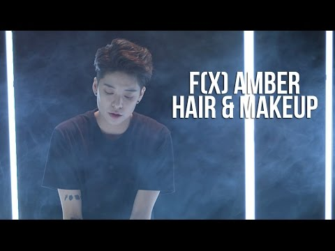 Amber Hair & Makeup Tutorial