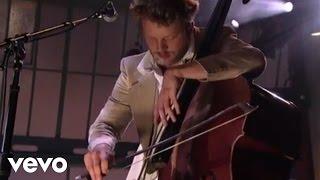 Mumford & Sons - Lovers' Eyes (Live On Letterman)