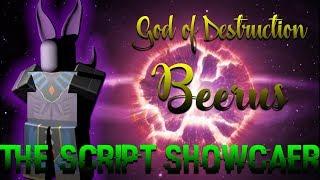 Roblox Script Showcase Episode Nr. 757/Beerus