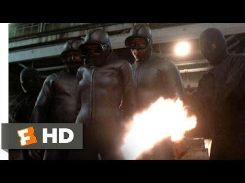 The Punisher 210 Movie   Ninja Ambush 1989 HD
