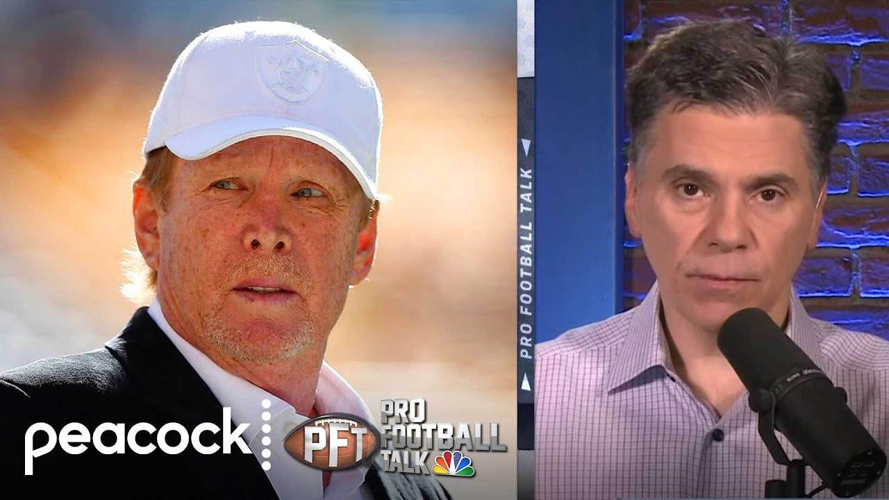 Raiders Owner Mark Davis Discusses Jon Gruden's Emails: 'We ...