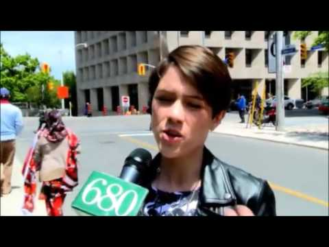 680 News Interviews Tegan and Sara