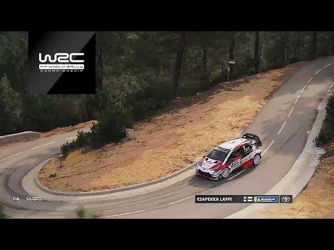 WRC - Corsica linea - Tour de Corse 2018: Lappi Recap