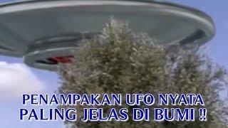 """VIDEO PENAMPAKAN UFO NYATA """"PALING JELAS DI BUMI"""" PENAMPAKAN UFO ASLI TERBARU DI DUNIA !!"""