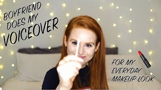 BOYFRIEND DOES MY VOICEOVER | Madelaine Petsch
