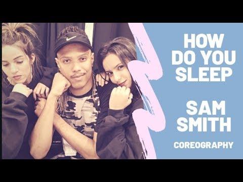 How Do You Sleep ? -Sam Smith  ( Choreography Juão Prado )