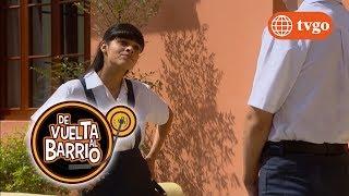 ¡Estela destrozará a Julio frente a Sara! - De Vuelta al Barrio avance Miércoles 24/05/2017