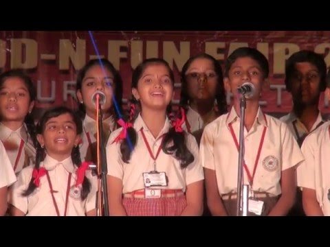 Kannada Patriotic Song School children Bangalore