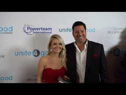 Armando Montelongo- Trip to Beverly Hills and Unite4Humanity Gala