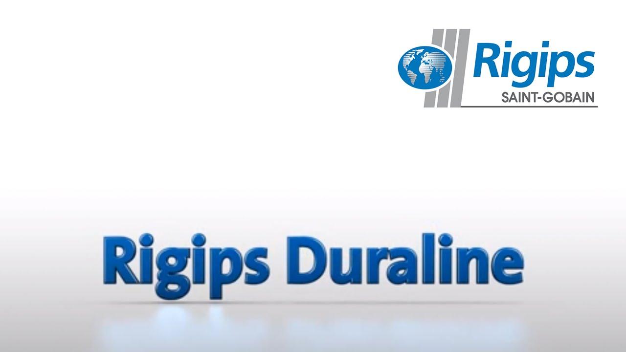 Rigips Duraline Youtube