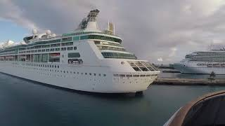 Как получить круиз на супер –лайнере  Empress of the Seas в ПОДАРОК от круизного клуба inCruises ?