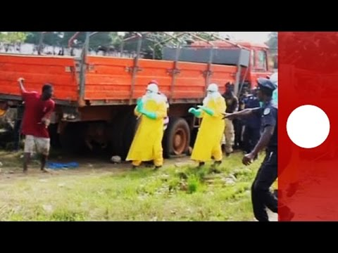 0 - Video: Ebola patient escapes quarantine, spreads panic in Monrovia (Liberia)