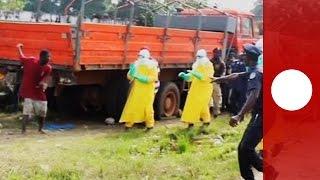 Video: Ebola patient escapes quarantine, spreads panic in Monrovia (Liberia) thumbnail