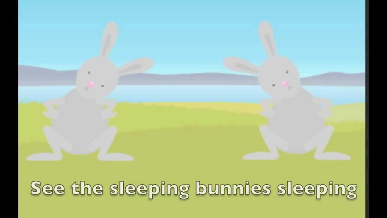 See The Sleeping Bunnies Nursery