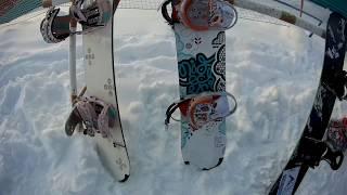 Обучение сноубордингу. Тюмень