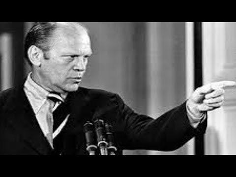Gerald Ford Trivia