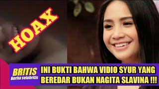 HOAX !!! ini bukti bahwa vidio yang beredar bukanlah Nagita !!!