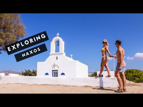 Discover Naxos | Exploring the MOST BEAUTIFUL beaches on Earth | highlands2hammocks travel vlog