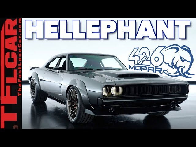 Do You Really Need 1 000 Horsepower Probably Not But Mopar Built
