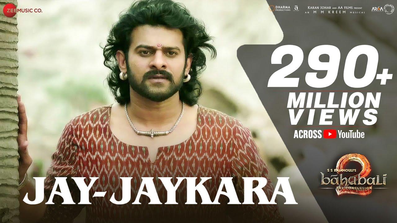 Jay-Jaykara | Baahubali 2 The Conclusion | Anushka Shetty & Prabhas | Kailash Kher | M.M.Kreem #1