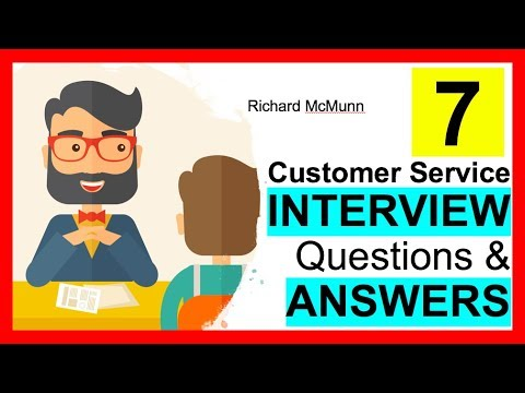 7-customer-service-interview-questions-and-answers