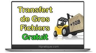 Comment envoyer de gros fichiers gratuitement et sans inscription avec SwissTransfer