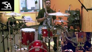 only one you m i a demetrius dee mabry in studio drum cover