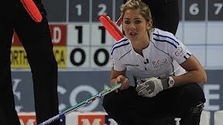 CURLING: Cont Cup 2014 - Draw 11 Skins (Mixed, Women, Men)