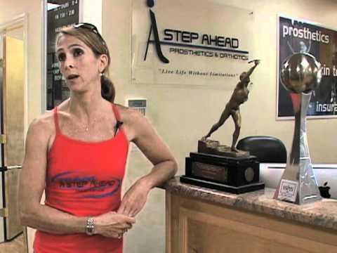 Runner for All Seasons: Amputee Ultramarathoner Amy Palmiero-Winters