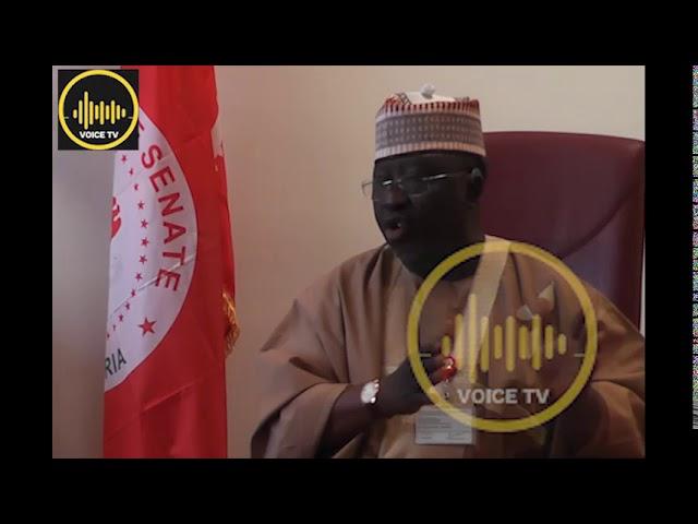 Humanitarian Services: Watch First Term Senator Who Bags Award