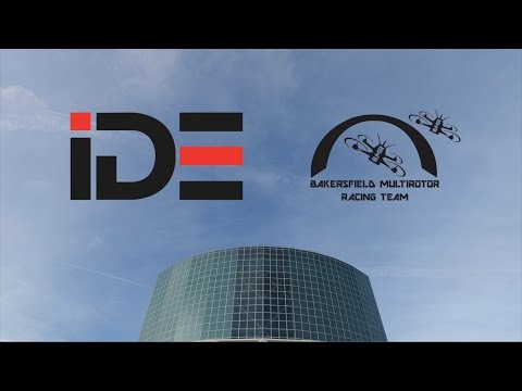 International Drone Expo Drone Racing
