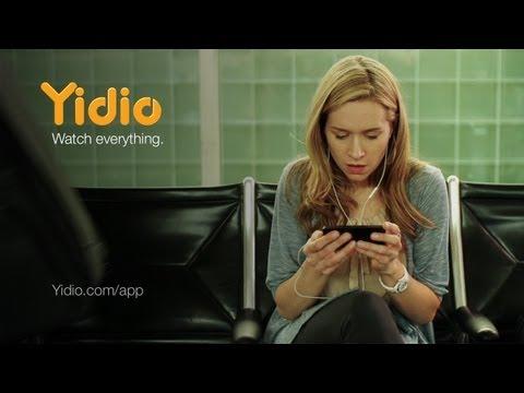 Yidio iPhone App