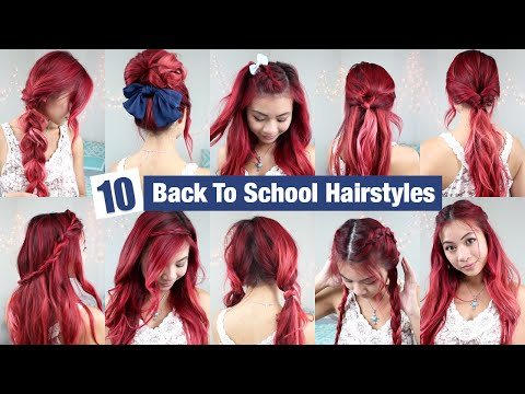 10-back-to-school-hairstyles-l-quick-&-easy-hairstyles-for-school