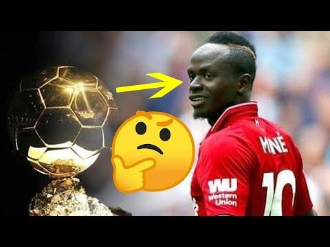 Voici pourquoi #SadioMané risque de perdre le #BallondOr2019