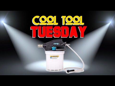 Cool Tool Tuesday: Capri Pneumatic Brake Bleeder