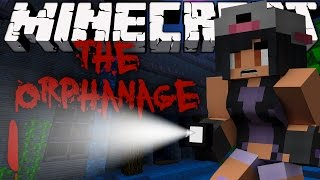 Minecraft - The Orphanage [Part 1] - Aph HATES Jump Scares