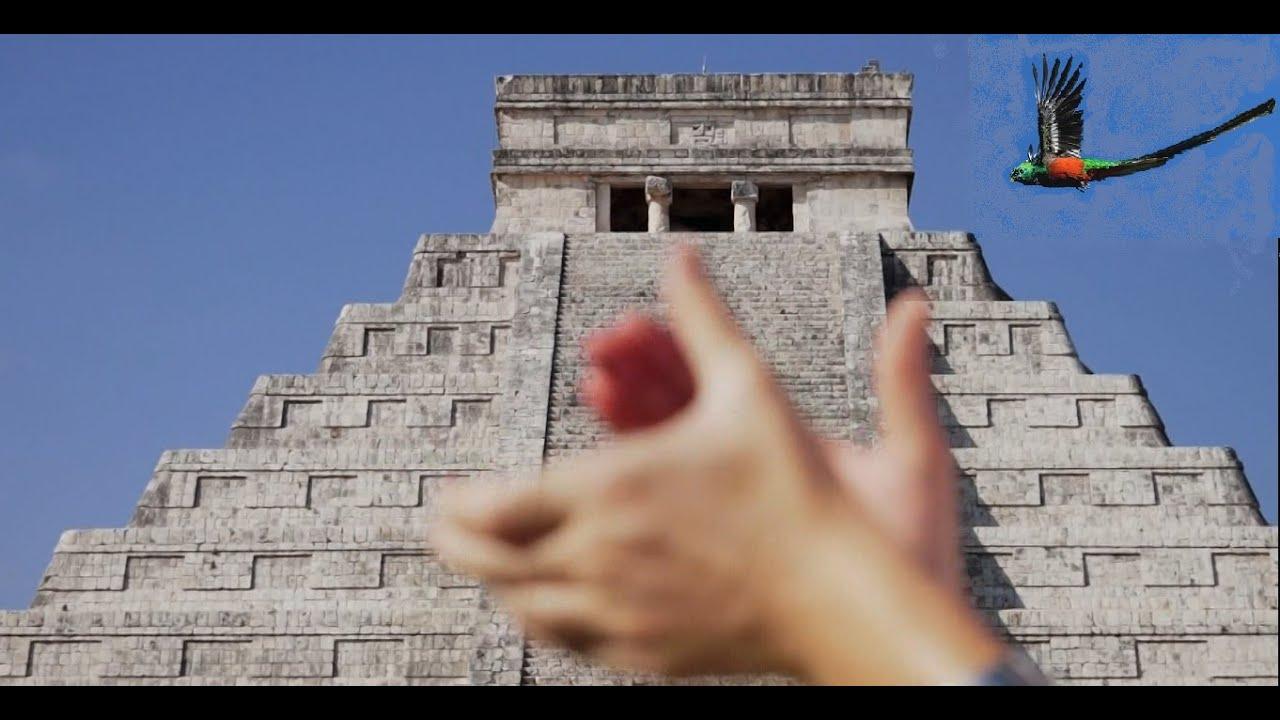 Chichen Itza Suono Archeoacustico Dell Uccello Quetzal