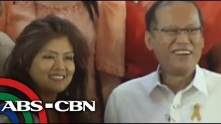 TV Patrol: PNoy and Imee, politics rival are now textmate