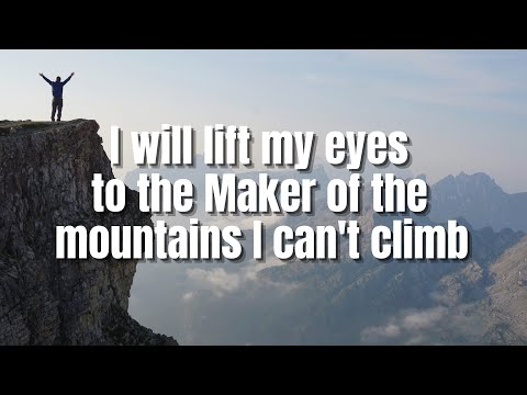I Will Lift My Eyes | Bebo Norman